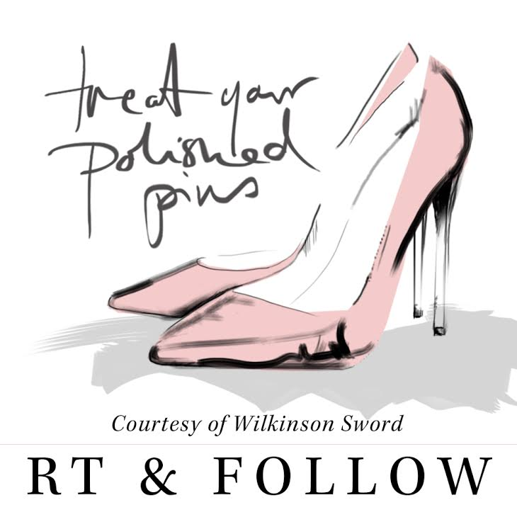 Show off #smoothlegs! RT & FLW @BeSpontaneousUK, @GlossyboxUK to win a pair of designer shoes. http://t.co/na3NGG0RBF http://t.co/tPHrBxA2hJ