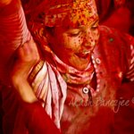 You THINK you are playing #Holi but the real HoliRave happens in Barsana...the land of Krishna. Enjoy!!!! http://t.co/49QcZxkJMx