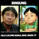 Bingung ... #SaveHajiLulung http://t.co/we3vRQWrMr