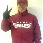 MAX147km/h!! 昨年の手術からちょうど一年。 釜田選手が教育リーグの日本ハム戦でついに実戦復帰を果たし、1回を無安打無失点1奪三振に抑えました☆ #rakuteneagles http://t.co/JyIYdfAcZX
