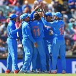 RT @CricketNDTV: #WorldCup2015 Drinks. India dominating at Perth. West Indies 54/4 after 15 overs - http://t.co/Pbd3XEhSTF