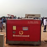 Without a generator at the Black Star Square, how would you know youre in Ghana in 2015? #Ghana58 #Dumsɔ http://t.co/VP4XDwZGOg