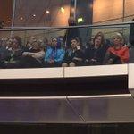 Jetzt #Frauenquote im #Bundestag. Hier die tollen Frauen, die mit uns gekämpft haben auf der Tribüne. http://t.co/P0JldW1eAM