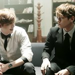 [FANEDIT] EXO Chanyeol & Baekhyun - EXO NEXT DOOR (cr: Our Voice) http://t.co/vHPNGiDzkt http://t.co/5gM3IgbkjJ