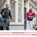 Wij zijn op zoek naar een klantgerichte servicemonteur: http://t.co/9dMPPsiuA0 #vacature http://t.co/G5HyPzdR1S