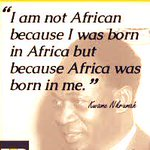 """""""Im not a Ghanaian because i was born in #Ghana im a Ghanaian because Ghana is born in me"""" #Gh58 http://t.co/JxGZmSEHzo"""