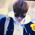 13elieveSG: [HQ PIC] 150306 KBS Building - Leader Leeteuk went to support D&E in Music Bank! [2P] (Cr:@TeukBar) http://t.co/jaoPA1Ildg