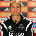 Om 13:15 uur blikt Frank de Boer vooruit op #ajaexc. Bekijk de persco LIVE via http://t.co/48KV7Hr8zq