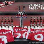 Jupiler & #Ajax verlengen samenwerking met 5 jaar. Dit vieren we vanavond tijdens Lucky Hour: http://t.co/yh5CtRisa4