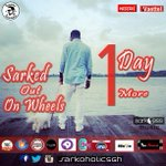 Turn down???? for what?❌ Just a day more 2 go. #SarkedOutOnWheels We just cant keep calm! ⏰ God bless al @sarkodie fans http://t.co/rhKYDRjgZ1