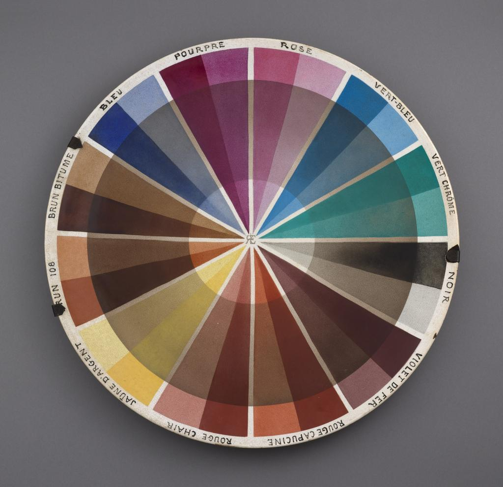 Serve up some designer pie in this French sample plate from the 1920s: http://t.co/iu5YnFRhrT #PiDay #colorfield http://t.co/j9CBvB2odR
