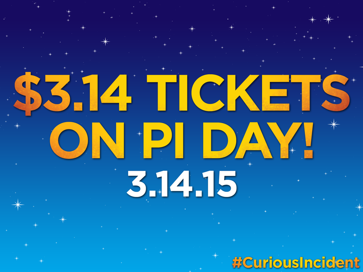 #PieTruck is helping @CuriousBroadway celebrate Pi Day! $3.14 Lottery Tickets (drawings 12:00 & 6:00) http://t.co/M91p2xZfVE