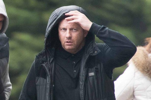 Glasgow drugs baron David Hough spared jail after headbutting nightclub door steward //  sc 1 st  Scoopnest.com & Glasgow drugs baron david hough spared jail after headbutting ...