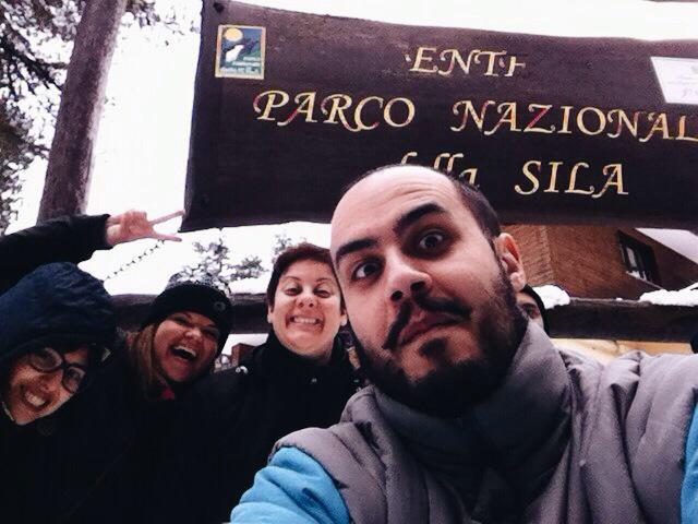 Che non si dica che i blogger non sono passati dal @parcosila #WeLikeSila http://t.co/Baue2yQoru