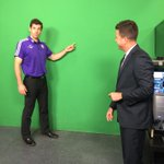 TUNE INTO FOX 35 RIGHT NOW for the weather done by none other than @OrlandoCitySC goalie #22 @tallyhallGK http://t.co/99ZSjKtpTL