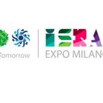 Il logo ufficiale di #israele a @Expo2015Milano...abbiamo reinterpretato il significato della parola VERITÀ (אמת) http://t.co/ArvbA7wDXI
