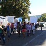 Marcha por las calles de Chillan en Conmemoracion del Dia Internacional de la Mujer.jm. http://t.co/fECHvsKkNC