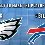 More likely to make the playoffs in 2015: #Eagles or #Bills? http://t.co/t1vEsEjKJT