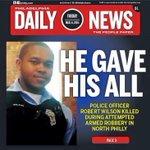 Continue to pray for Officer Robert Wilson family & friends ???? #PPD #OfficerRobertWilson http://t.co/3wwd0wuHDx