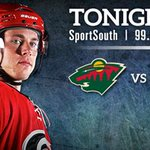 Its GAMEDAY! The #Canes host the #mnwild at 7 p.m. #MINvsCAR Gameday Hub: http://t.co/ODKoqo3neN http://t.co/DuvpkypDFA