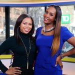 We a FOX on FOX havin too much fun with @MsVivicaFox on @FOX29philly NOW! http://t.co/zlrzFDA3Lq