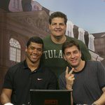 Congratulations @espngreeny, @espngolic and @MikeandMike on 15 AWESOME years. Heres to another 15. #MM15 http://t.co/fYtfjcmAYG