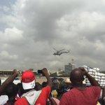 Ghana Army had everyone excited. #Ghana58 #ForwardTogether http://t.co/qgwoqFsLXo