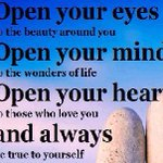 #MondayMotivation: Let your heart be kind, your mind open and your will strong. http://t.co/ePx6aQ7vTt