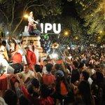 Con la Vía Blanca comienza la gran gala de la Fiesta de la Vendimia http://t.co/QubXClkeKQ http://t.co/gJbhaum06y