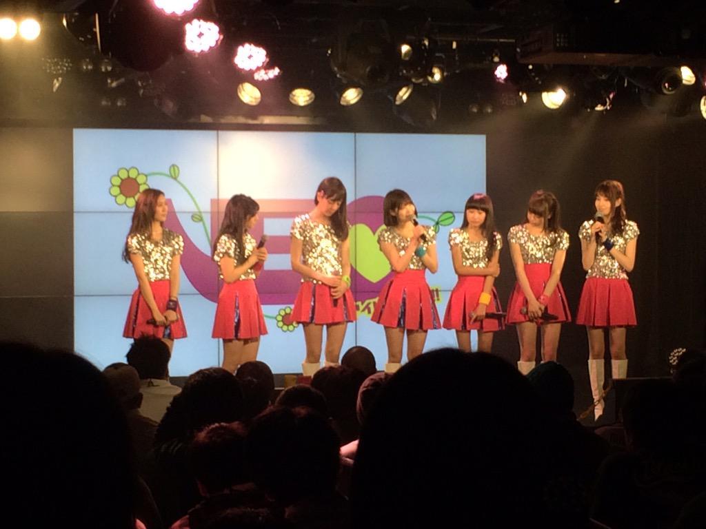 ファンの皆様へ  4月5日のアイドリング!!!FESをもって 23号伊藤祐奈が卒業することを AKIBAカルチャーズ劇場のNEO定期ライブにて発表いたしました。 http://t.co/asO6unYU0F