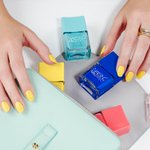 Win a gorgeous selection of @nailsinc Gel Effect polishes #MCFridayTreat RT & follow to enter  http://t.co/Qbcy9ssTpo http://t.co/8d9R6rbJ6Y
