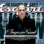 The true sign a finance minister has achieved rock-star status: @yanisvaroufakis on cover of #Greeces @Esquiremag http://t.co/crGUtghrxr
