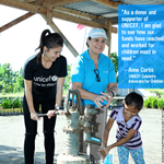 RT @unicefphils: Read more about UNICEF Celebrity Advocate @annecurtissmith's Leyte field visit on our website: http://t.co/vXibKxJlSH http…