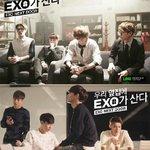 """ibaekrauhls: March 07, 2015 First day of EXOluXion EXOs new song EXO NEXT DOOR teaser EXOs comeback http://t.co/pbkxQZ9Ttk"""