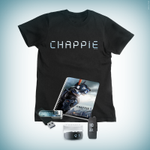 To celebrate the release of #ChappieMovie, RT & follow for the chance to win this awesome goodybag! Ends Monday! http://t.co/f5hx9nYqfk