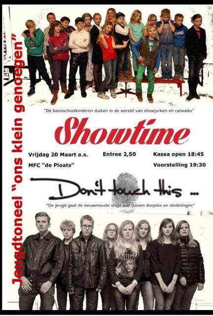 test Twitter Media - Op 20 maart a.s. is de spetterende voorstelling van het jeugdtalent van Ons Klein Genoegen! http://t.co/PQjjtAOFVJ