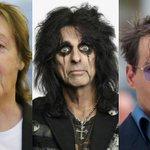 Paul McCartney grava música com o Hollywood Vampires, de Alice Cooper e Johnny Depp. http://t.co/mU2Lx2DPJ6 http://t.co/hrnnVFG0FZ