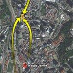 #KitaLawan 7 Mac 2015 4 petang SOGO Kuala Lumpur... http://t.co/HyN7gQaczi