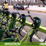 """@diarioonline: Fortaleza ganha mais cinco estações de bicicletas compartilhadas http://t.co/VTdSJssI0F #DN http://t.co/gcb68THXlL"""