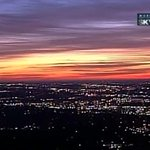 Temps are freezing but the sunrise looks fantastic this morning over San Antonio! @KABBFOX29 http://t.co/C8B7mEW3IP