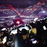 Hoping to see the beautiful SILVER OCEAN again tomorrow for the first day of EXOluXion. Ill be part of it ONE DAY. http://t.co/RN4ywPlMkp