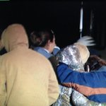 Emotional family w/boys father hugging after Anthony Sosa was found hiding under trailer nearby @News4SA @KABBFOX29 http://t.co/YL5ajle7PV