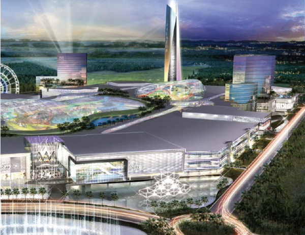 Largest in America: Multi-billion dollar mall, theme park proposed in Miami-Dade http://t.co/UTCqAN89t3 http://t.co/vLHLYMuiib