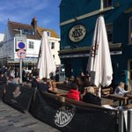 Weve missed you #sun. Good to have you with us. #mashtun #Brighton http://t.co/iAbQxg9oAf