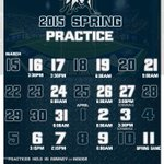 Excited to start spring ball...after this spring break coming up! #AggieNation http://t.co/3DUaUjy0c8