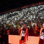 """Galatasaray taraftarları Euroleguedeki Real Madrid maçında """"yönetim dışarı"""" tezahüratı yaptı http://t.co/cZBNnRqLRL http://t.co/HVeaanlBlc"""