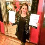 #FloraLazarou #StateRegistered #LazarouBirchgrove #Cardiff #Hairdresser #getregistered @isa_training @haircouncil ✂️ http://t.co/2uBZUEliB3