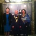 All the lovely people: DruidShakespeare Galway launch @mlallytheatre @thelynchky http://t.co/VKdZOwBW1D