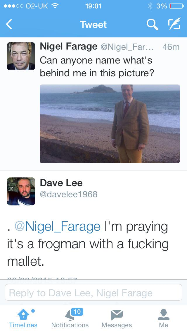 Great response to #Farage tweet from @davelee1968 http://t.co/hWWG82OVfj
