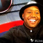 "Cassper Nyoves!!""@liveamp: Strugling to find the camera snd the spelling of awesome #LiveAmp #TwitterMirror http://t.co/ZryEzo0739"""